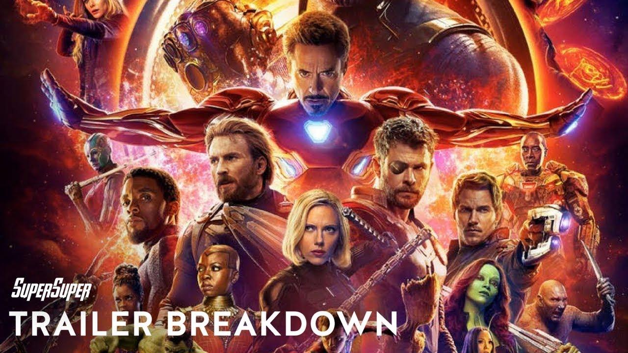 avengers: infinity war official trailer breakdown in hindi