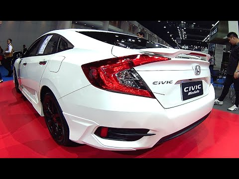 All New 2016 2017 Honda Civic Modulo Top Model Limited Edition