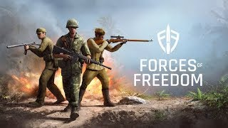 Forces of Freedom (Early Access) - Gameplay Sem Cortes