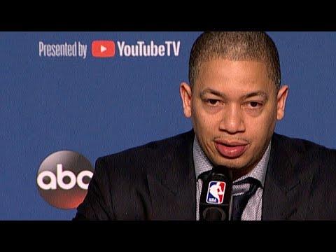 Tyronn Lue said he intends to return as Cavaliers coach