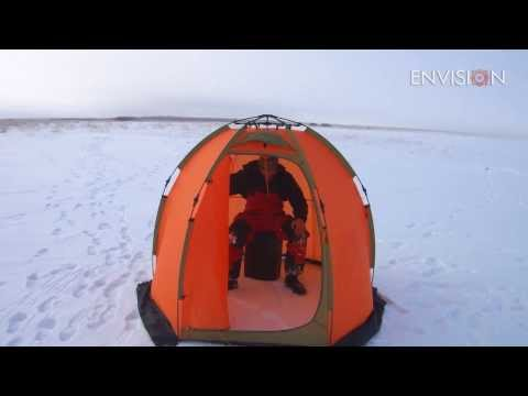 Палатка для зимней рыбалки Ice Igloo