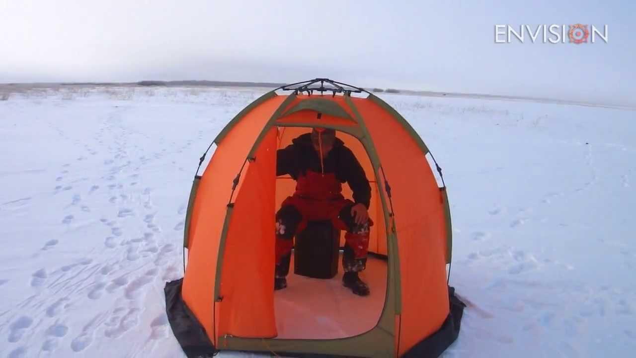 палатка для зимней рыбалки стэк