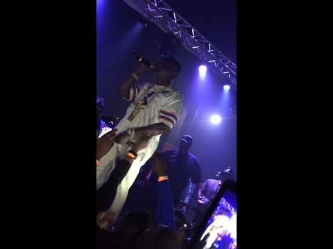 Boosie at the Venue Gainesville Fl announces he has cancer and goes to surgery next week #fckcancer