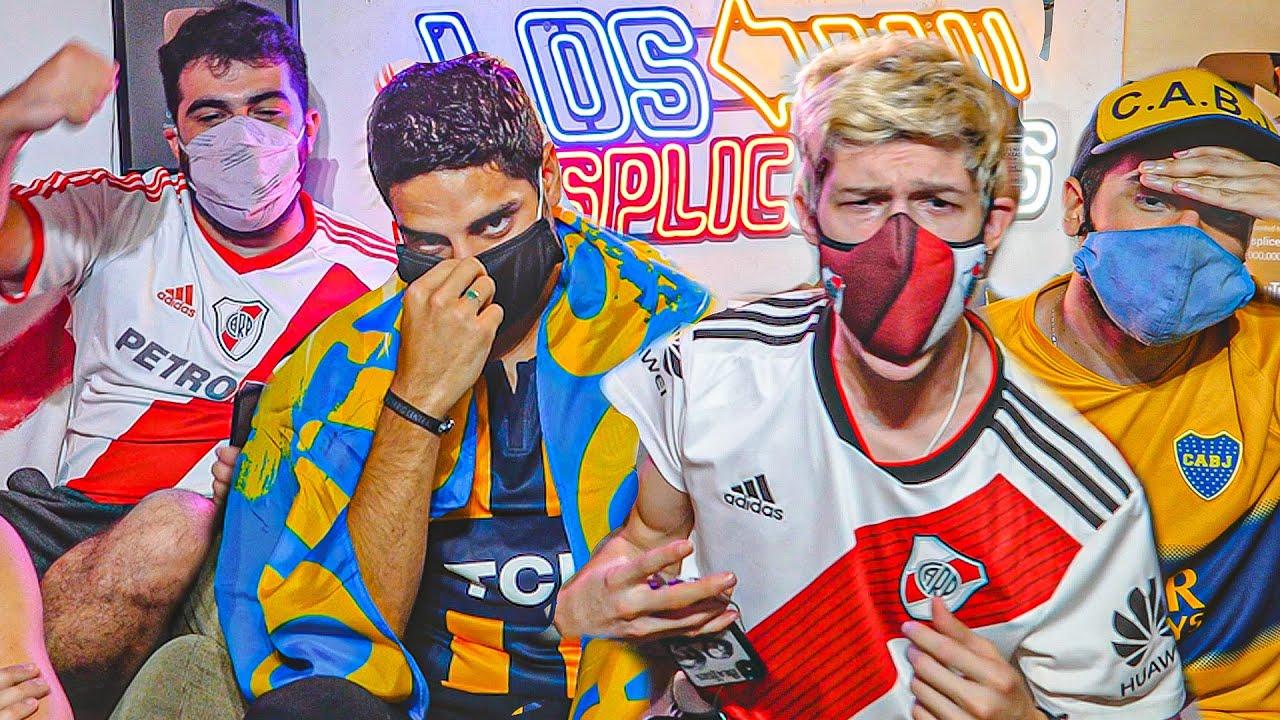 Reacciones de Amigos | River vs Rosario Central | Copa de la Liga 2021