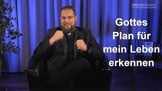 Was hat dir geholfen, den Plan Gottes für dein Leben herauszufinden? (Thomas Gögele LC)