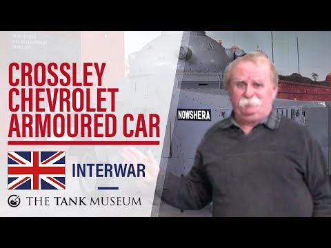 tank-chats-#10-crossley-chevrolet-armoured-car-|-the-tank-museum