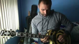 Hotel California(Outro Guitar Solo)- The Eagles Cover