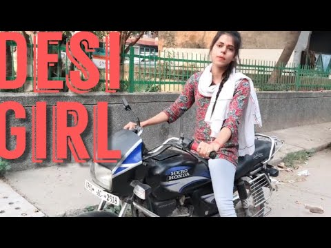 Never Mess With A Desi Girl. By    Charu Dixit   