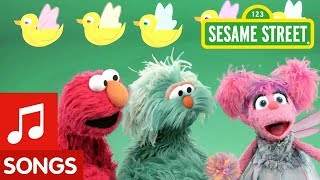Sesame Street: 5 Little Fairy Ducks | Elmo's Sing-Along