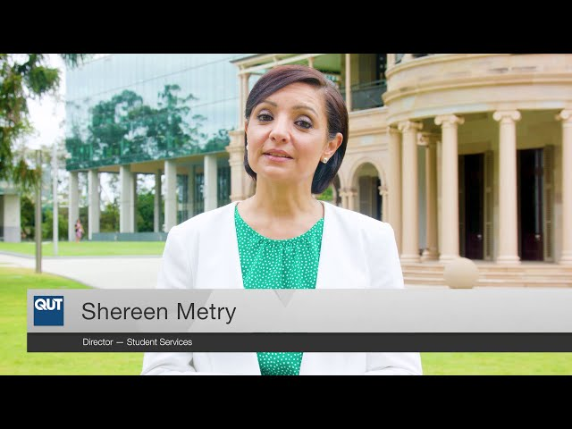 QUT - Student Support Services