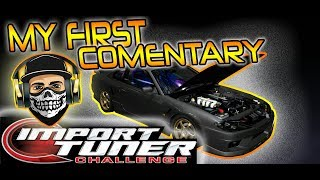 Import Tuner Challenge - Live Commentary - Silvia S15 - !This Game Needs Remastered!