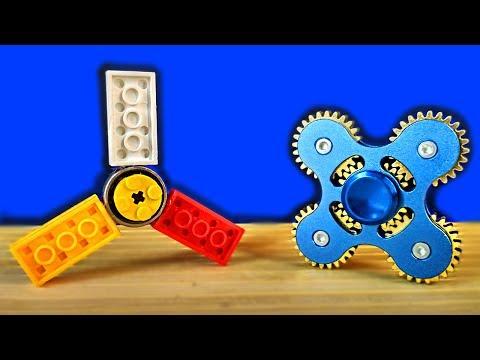 Metal fidget spinners vs Homemade fidget spinners
