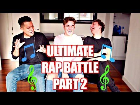 ULTIMATE RAP BATTLE | pt. 2 ft. CONOR MAYNARD & ANTH