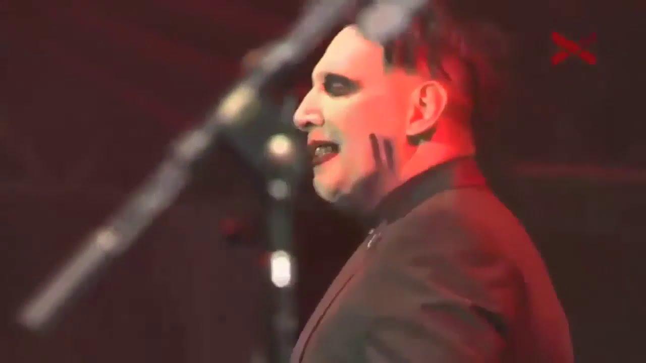 Marilyn Manson Live Full Concert 2021