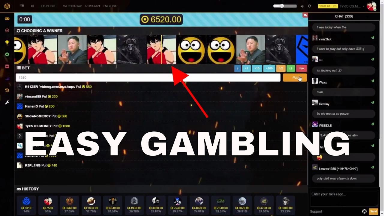 Gamble Csgo Skins