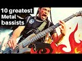 10 Greatest Metal Bass Players of All Time