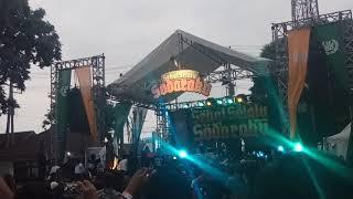 Rebelion rose - live perfome 2018 Jogja National Musium
