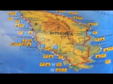 Travel - Γύρος Σιθωνίας | Δεύτερο πόδι Χαλκιδικής
