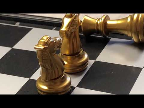 How To Play Chess, Army Style
