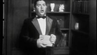Jussi Björling sings 34 Ah Love but a