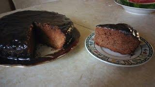 шоколадный торт, шоколадный кухэ, chocolate cake (dish), пирог, рецепт