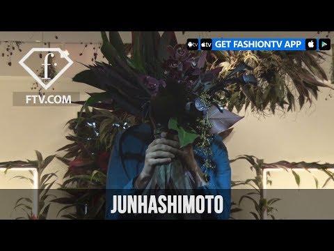 Tokyo Fashion Week Spring/Summer 2018 - Junhashimoto | FashionTV