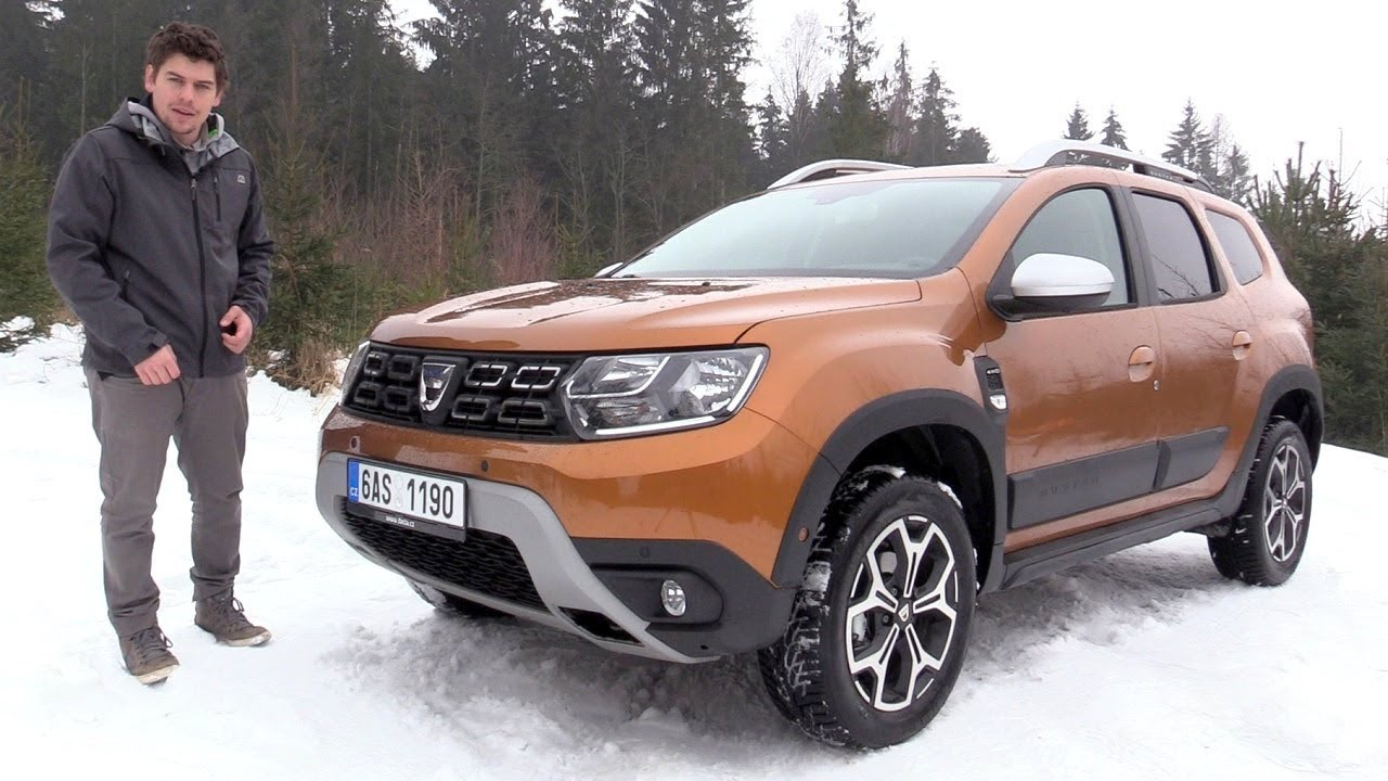 nov dacia duster 4x4 test druh generace sp n ho suv. Black Bedroom Furniture Sets. Home Design Ideas