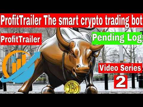 ProfitTrailer The smart crypto trading bot:  Pending Log  Video Series 2