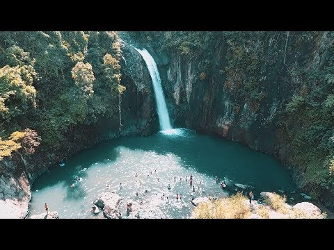 TINAGO FALLS // Hello Leyte Philippines