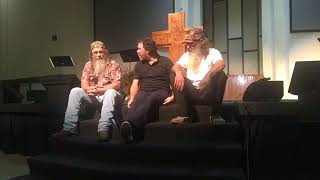 An old friend will be joining Phil Robertson on his new show...