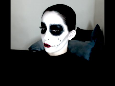 tutorial halloween mimo malo glam youtube