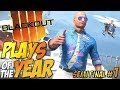 Call of Duty: Black Ops 4 - BLACKOUT Plays Of The Year #1 (BO4 Blackout Moments Montage)