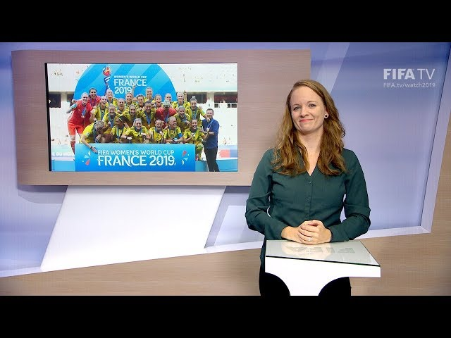 Matchday 24 - France 2019 - International Sign Language for the deaf and hard of hearing