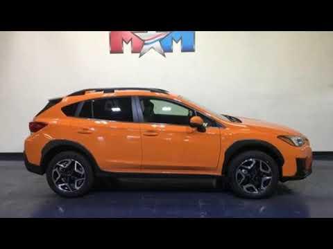 New 2019 Subaru Crosstrek Christiansburg VA Blacksburg, VA #SU191089 - SOLD