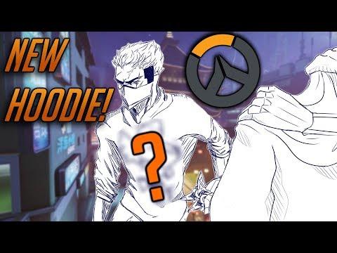 Overwatch comic dub: New Hoodie!