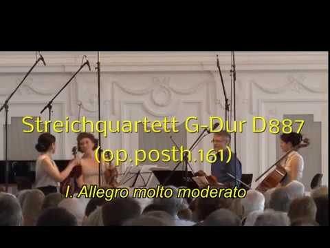 Schubert Quartet in G Major