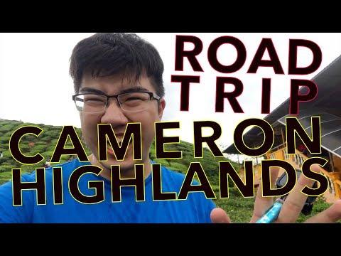 Vlog 18* - The Road Trip | Cameron Highlands |