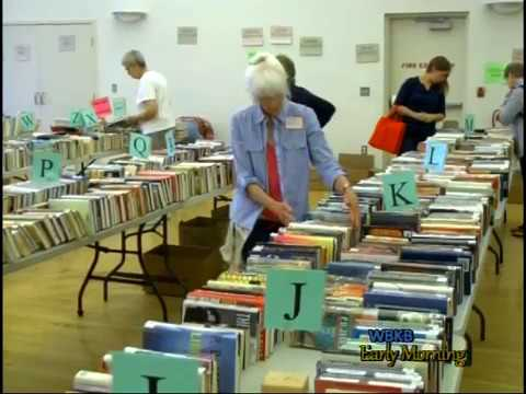 2000 Books Must Go! Friends of Library Holds Annual Used Book Sale