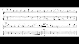 Potsu Just Friends Piano Sheet Music Preuzmi