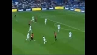 Le but de CLEBER SANTANA contre le REAL MADRID ( Cleber Santana vs Real Madrid )