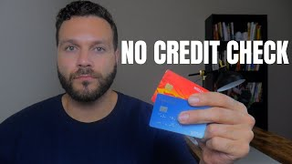 3 Best Credit Cards For BAD Credit or NO Credit (INSTANTLY APPROVED)