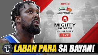LIVE: Mighty Sports vs. Beirut Sports Club | 31st Dubai International Basketball Championship|UPDATE