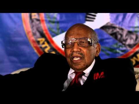 ASM Interview 5 Senator Leroy Johnson