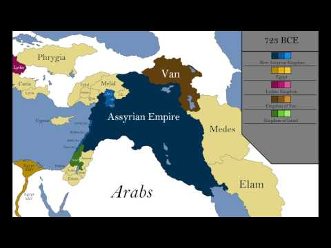 The Ancient Middle East: Every Year