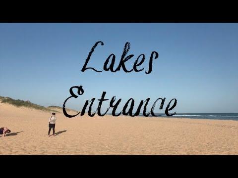 Lakes Entrance;