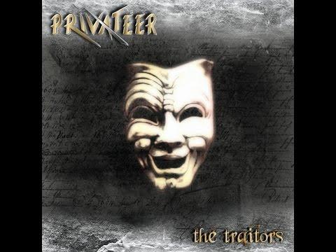 Privateer - The Traitors (STF-Records) [Full Album]