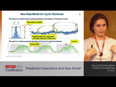 Serg Mescheryakov and Kristina Kucherova - Prediction Experience and New Model