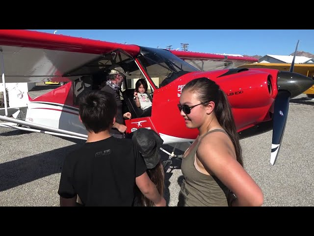 Arizona carbon cub flying and the Amboy California Fly-in. Jason Sneed #cubcrafters #lycoming