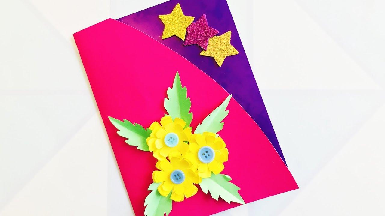 Картинки, видео оригами из бумаги открытка