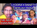 THE NEXT AGNEZMO - LYODRA X ANNETH | THE WINER OF INDONESIAN IDOL | SEBUAH RASA | REACTION